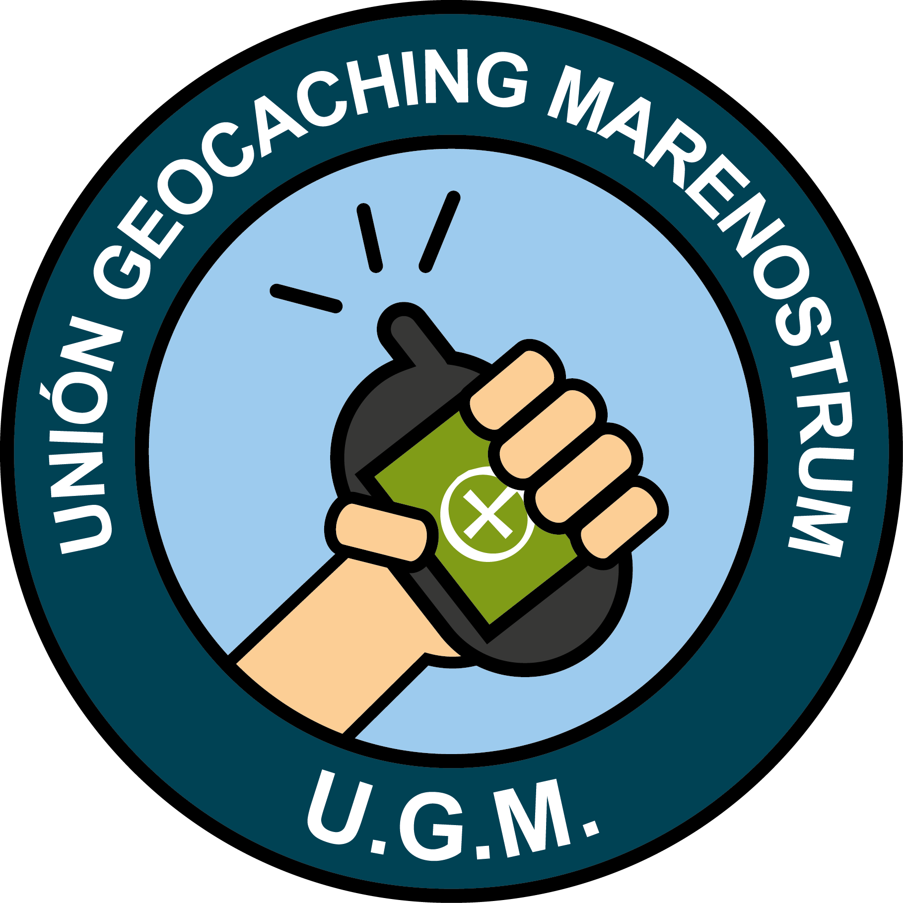 Unión Geocaching Marenostrum